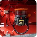Elektryczna pompa Bravo + progresywny rozdzielacz monoblokowy SMP