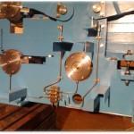 Dwuliniowy układ smarowania walcarki na linii ciągłego odlewania stalii (COS)