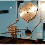 Dwuliniowy układ smarowania walcarki na linii ciągłego odlewania stalii (COS) 2