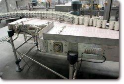 Smarowanie taśmociągów płytowych