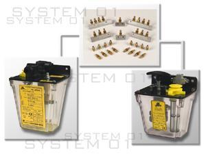 układy smarowania jednoliniowe - system 1