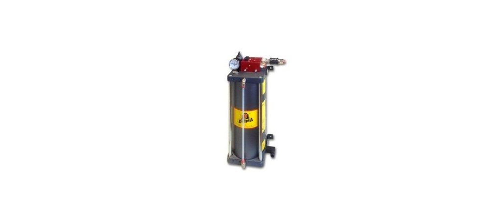 Smarowanie mgła olejową MQL. Opis procesu